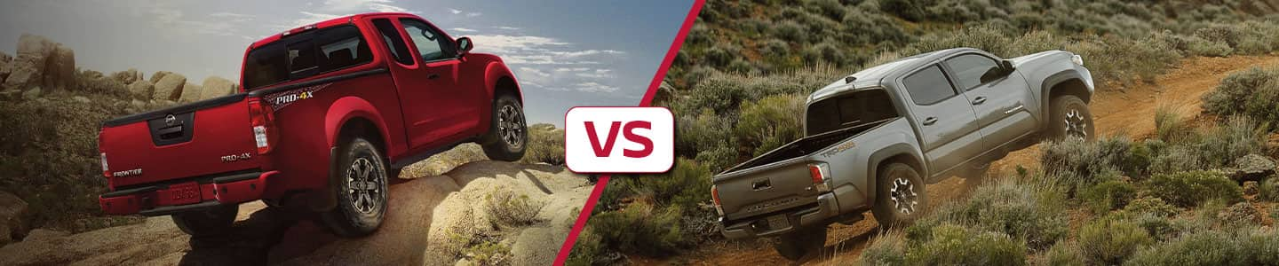 Comparing The 2019 Nissan Frontier Against The Toyota Tacoma