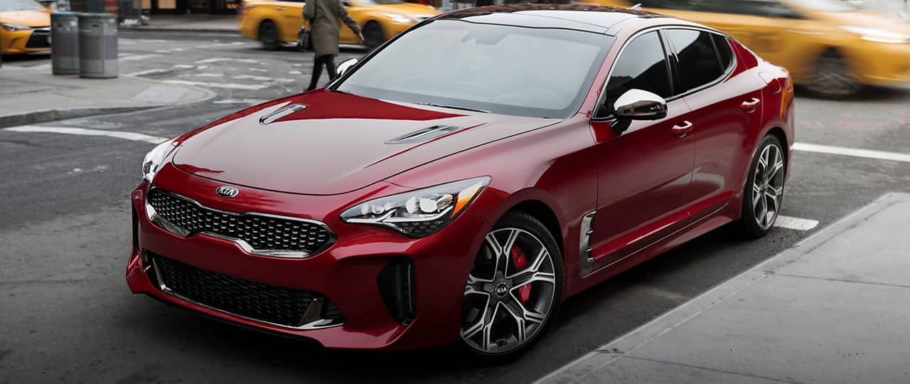 2019 Kia Stinger GT Sedan For Sale In Meridian, Mississippi