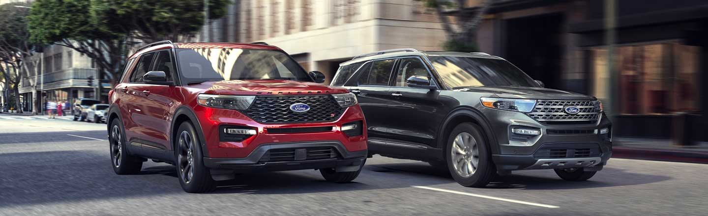 2020 SUV Available At Frontier Ford In Anacortes, Washington