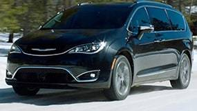 2019 chrysler pacifica electronic stability control
