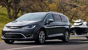 2019 chrysler pacifica trailer towing