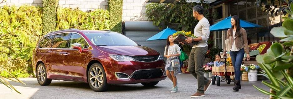 2019 chrysler pacifica performance