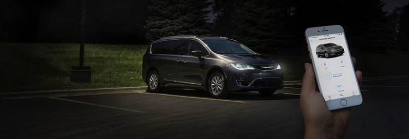 2019 chrysler pacifica seamless connectivity