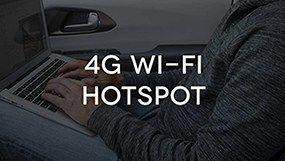 4g wi-fi hotspot