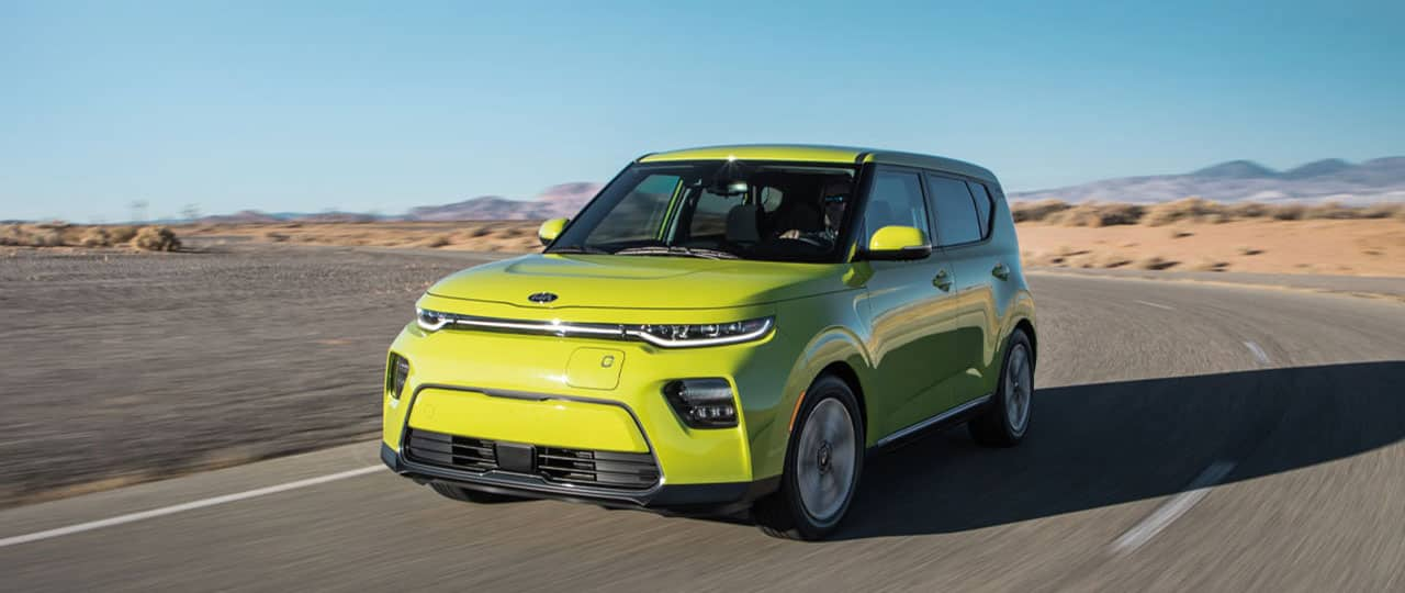 Test Drive The New 2020 Soul EV In Meridian, Mississippi