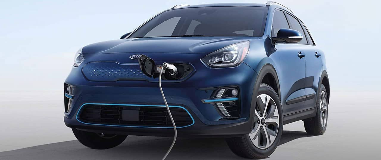 Test Drive The New 2019 Kia Niro EV At Kia Of Meridian Near Topton
