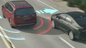full-speed forward collision warning