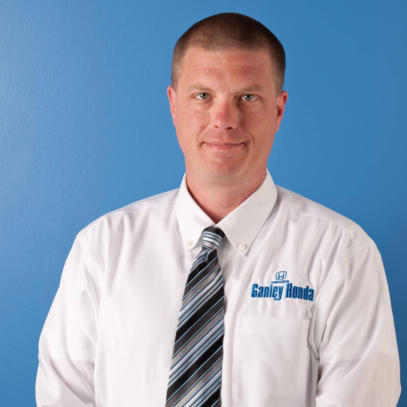 Mark Brady Jr Bio Image