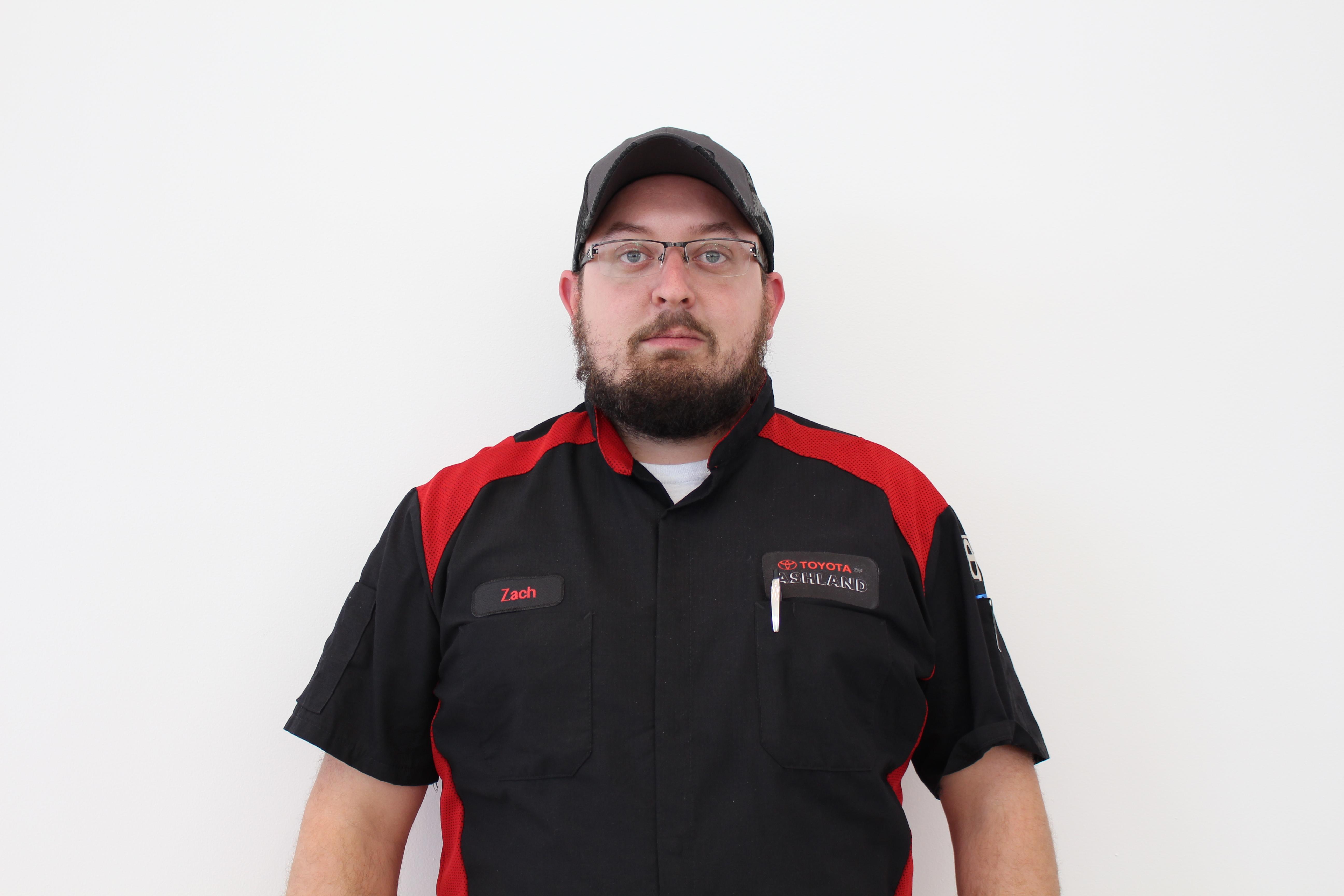 Zach Workman Bio Image