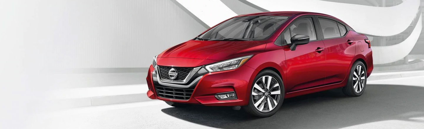 2020 Nissan Versa Sedan For Sale Near Indianapolis, Indiana
