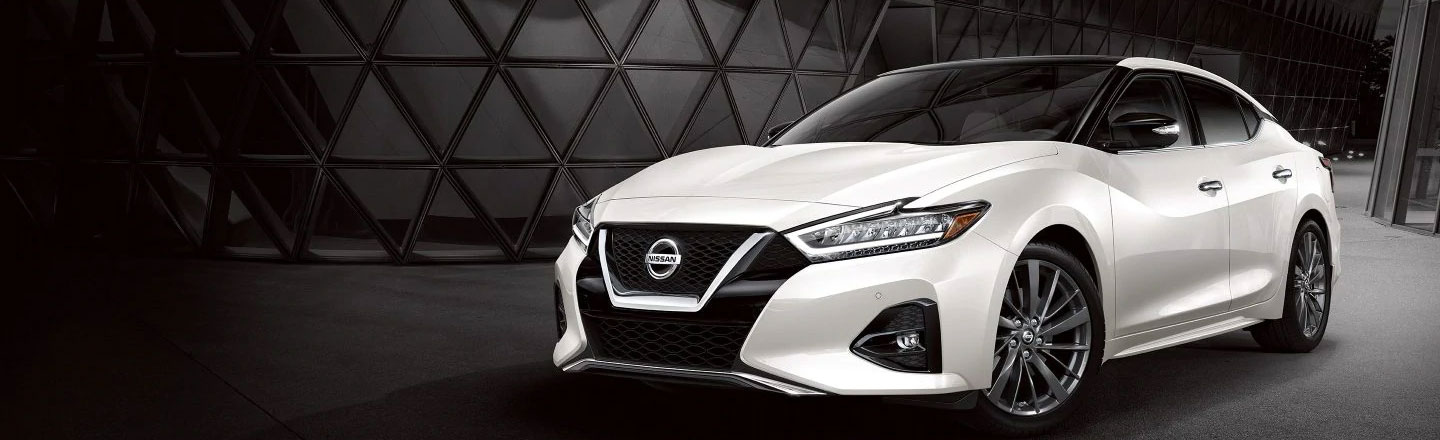 2020 Nissan Maxima For Sale Near Indianapolis, Indiana