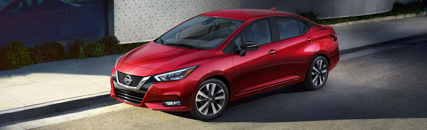 2019 Nissan Versa Sedan For Sale Near Indianapolis, Indiana