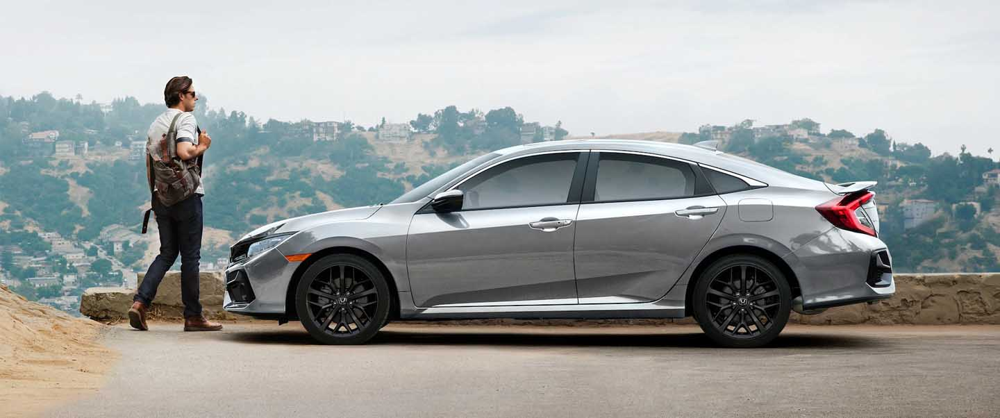 Secure a 2020 Honda Civic Si Sedan With Help From Our Dealer in Hillside, NJ