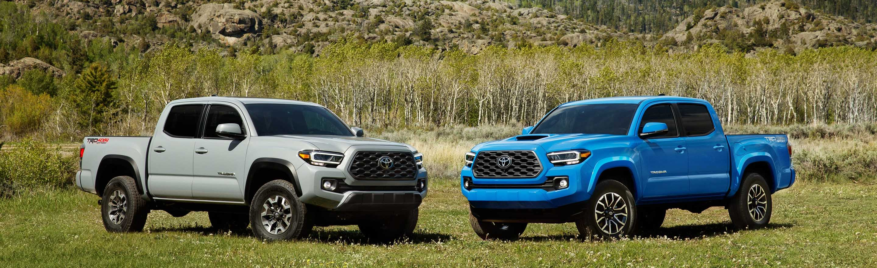 Explore The Features Of The 2020 Toyota Tacoma In Greensburg, PA