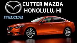 Cutter Mazda Honolulu, HI