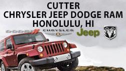 Cutter CDJR Honolulu, HI