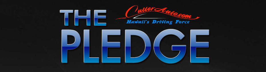 Cutter Auto Pledge