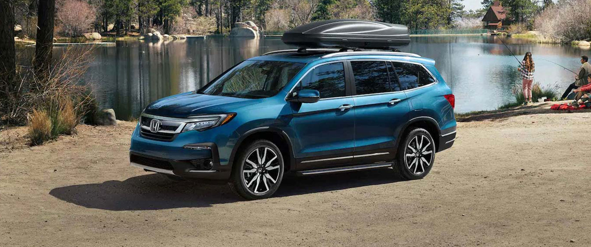 Meet the New 2020 Honda Pilot SUV Models For Sale In Akron, Ohio