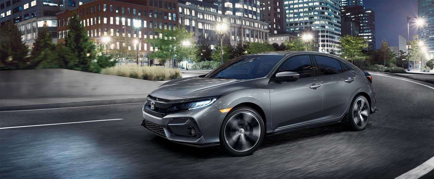 Meet the Redesigned 2020 Civic Hatchback For Sale In Akron, Ohio