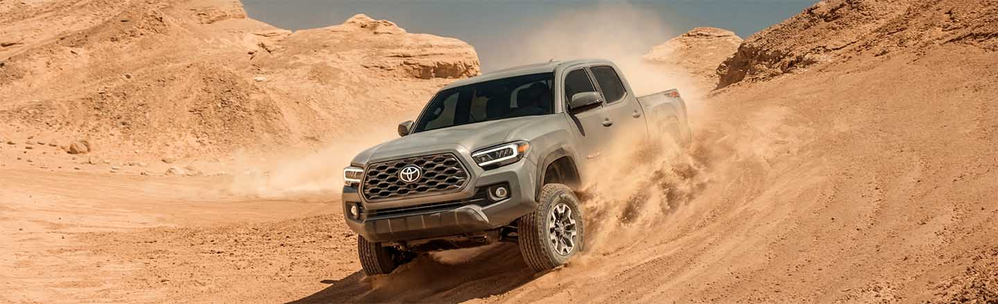 Explore The New 2020 Toyota Tacoma Near Jackson, Mississippi