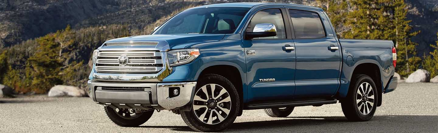 Secure Your Own Rugged 2020 Toyota Tundra Pickup In Grenada, MS