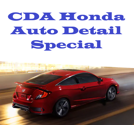 $25 Off Complete Detail