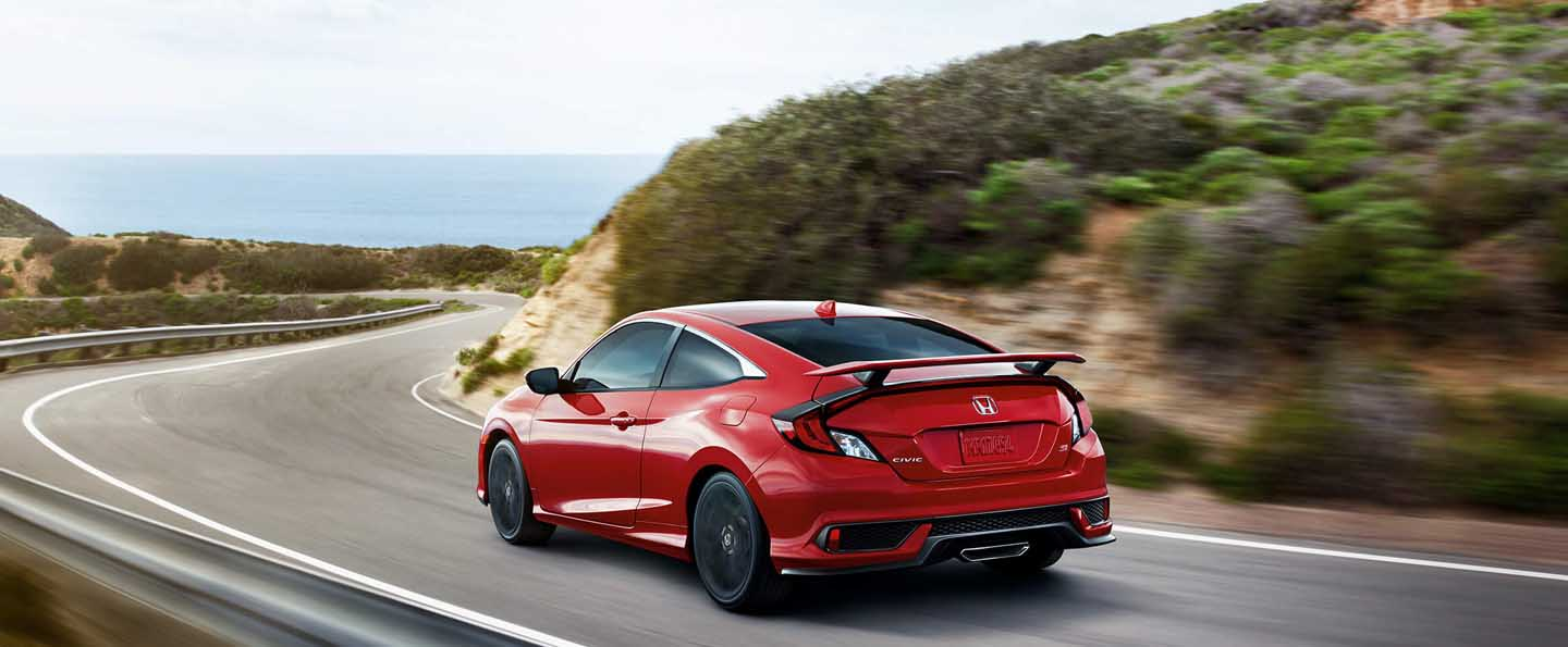 Meet the New 2020 Civic Si Coupe In Saratoga Springs, New York