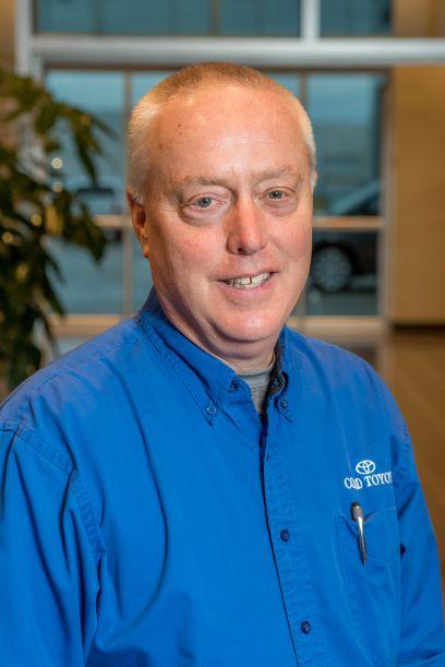 Dave Huber Bio Image