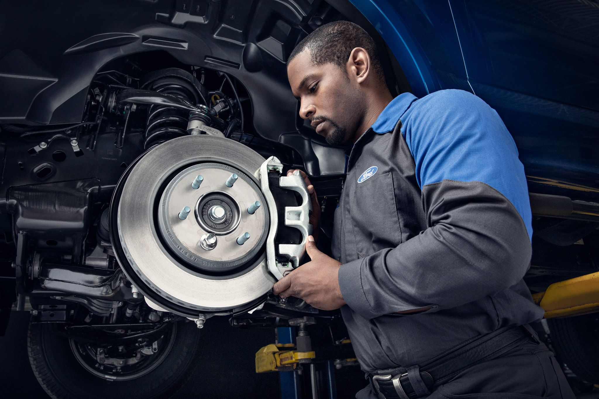 Ford Brake Inspection | Tacoma, WA