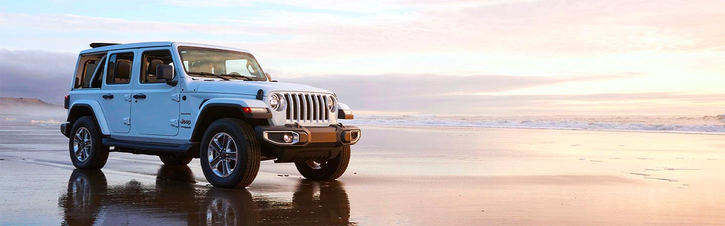 Find The New 2020 Jeep Wrangler SUV In Orlando, Florida Today!