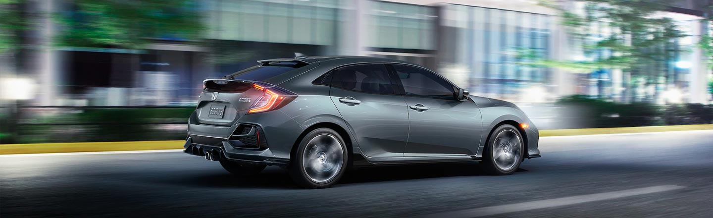 Test Drive The New 2020 Civic Hatchback In Fishers, Indiana Today!