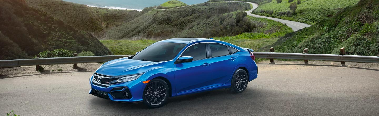 Visit Our Fishers, IN Honda Dealership To See The 2020 Civic Si Sedan