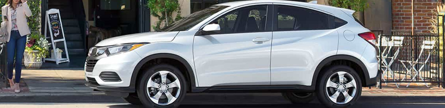 The 2019 Honda HR-V Is Available At Our Cocoa, FL, Auto Dealer
