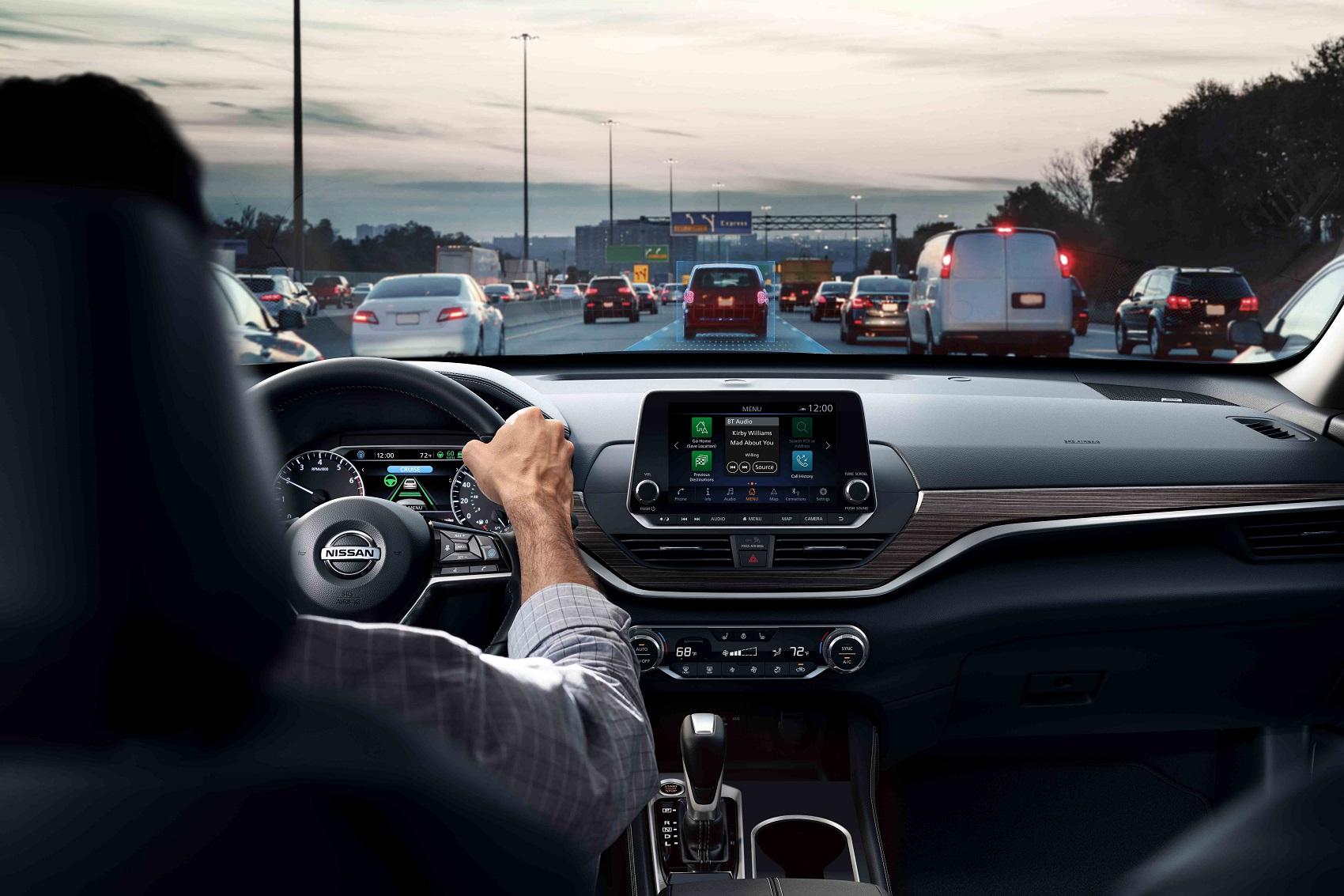 Nissan Altima Technology