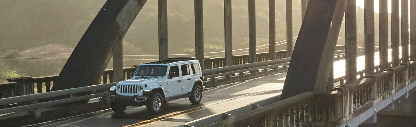 Test Drive The New 2020 Jeep Wrangler Unlimited Near Oahu, HI
