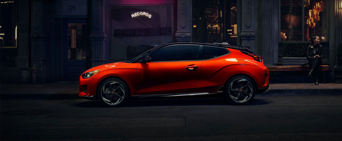 2020 Hyundai Veloster three-door sedan in Enterprise, Alabama | Mitchell Hyundai