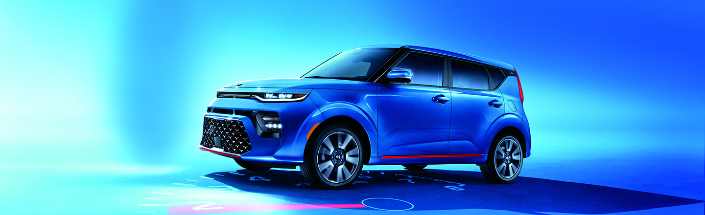Find The New 2020 Kia Soul For Sale In Quincy, Illinois