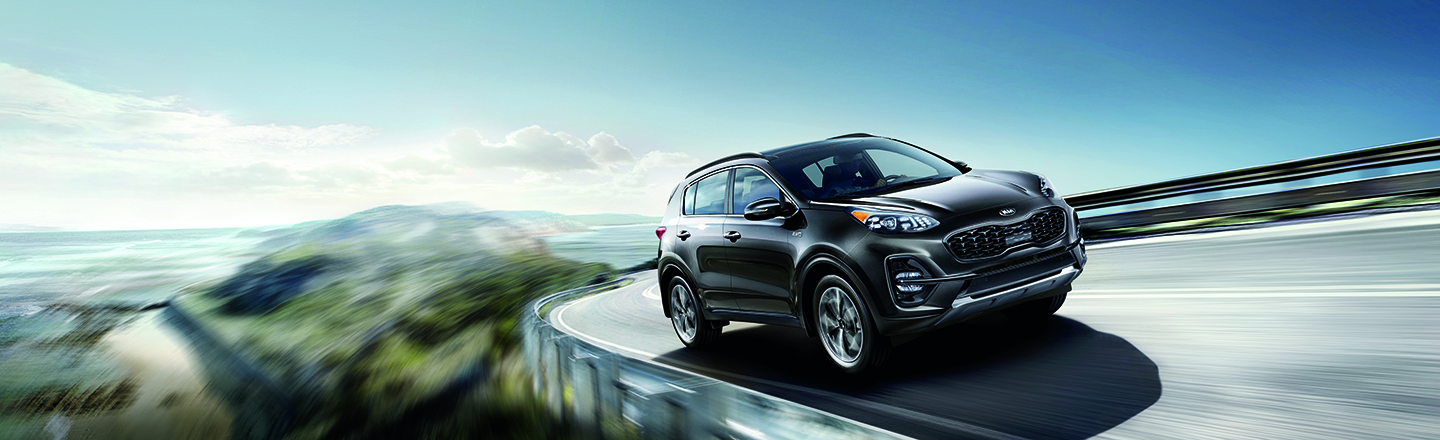 Explore The 2020 Kia Sportage At Our Dealership In Quincy, IL