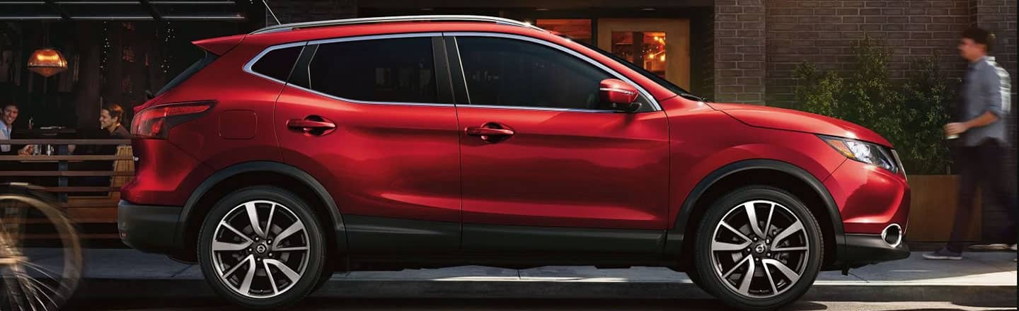 Test Drive The New 2019 Nissan Rogue Sport In Bloomington, Indiana