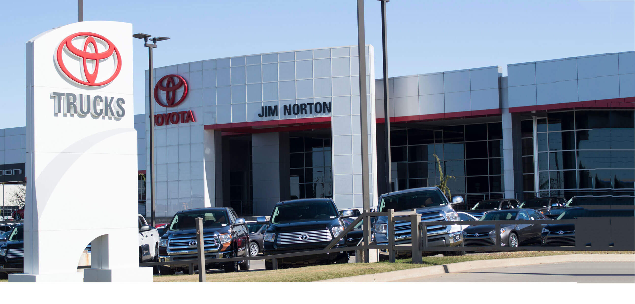 Car Dealerships That Pay Off Your Trade >> Toyota Dealer In Tulsa Ok Serving Owasso And Sapulpa Jim