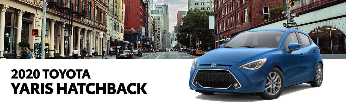 The 2020 Toyota Yaris Hatchback Is Now Available At Our Paducah, KY, Car Dealer