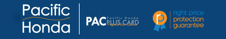 pacific honda plus card right price protection guarantee