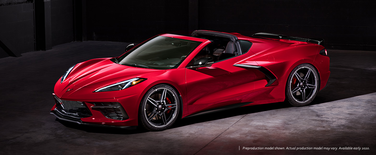 2020 Chevrolet Corvette For Sale In Austin, Texas, At Henna Chevrolet