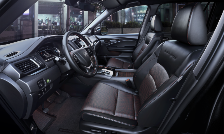 2020 Honda Pilot features