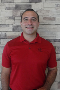 Michael Garza Bio Image