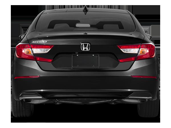 honda accord sedan rear view