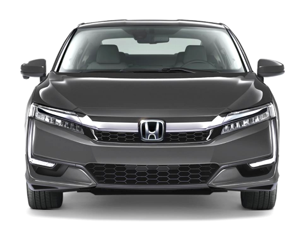 honda clarity front view