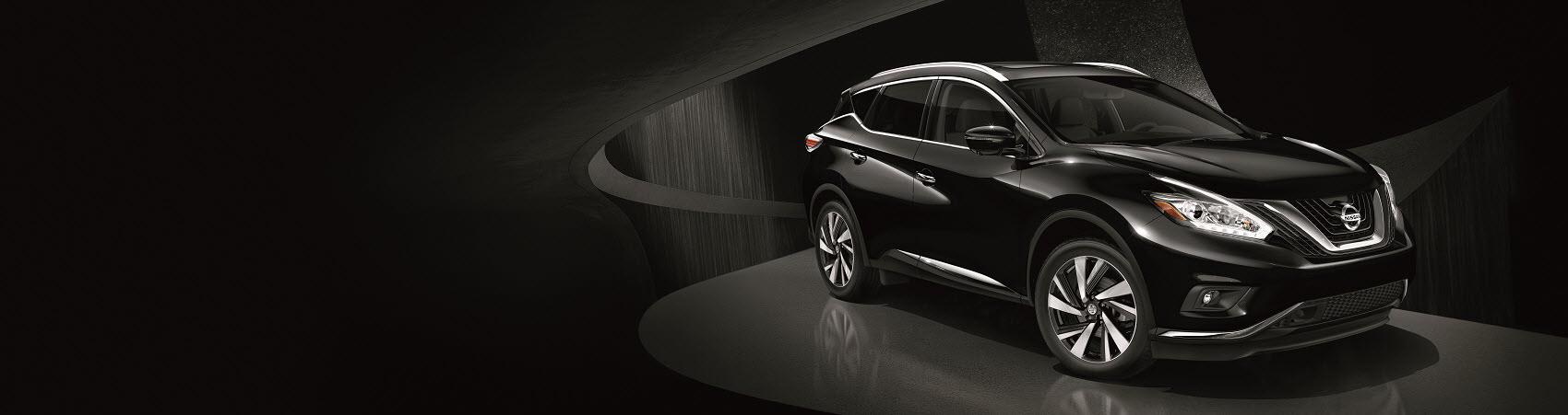 Nissan Murano Black