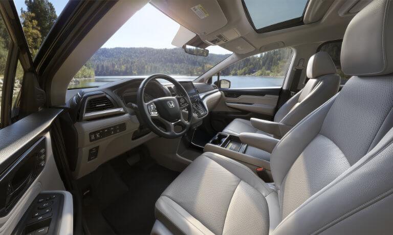 Honda Odyssey features
