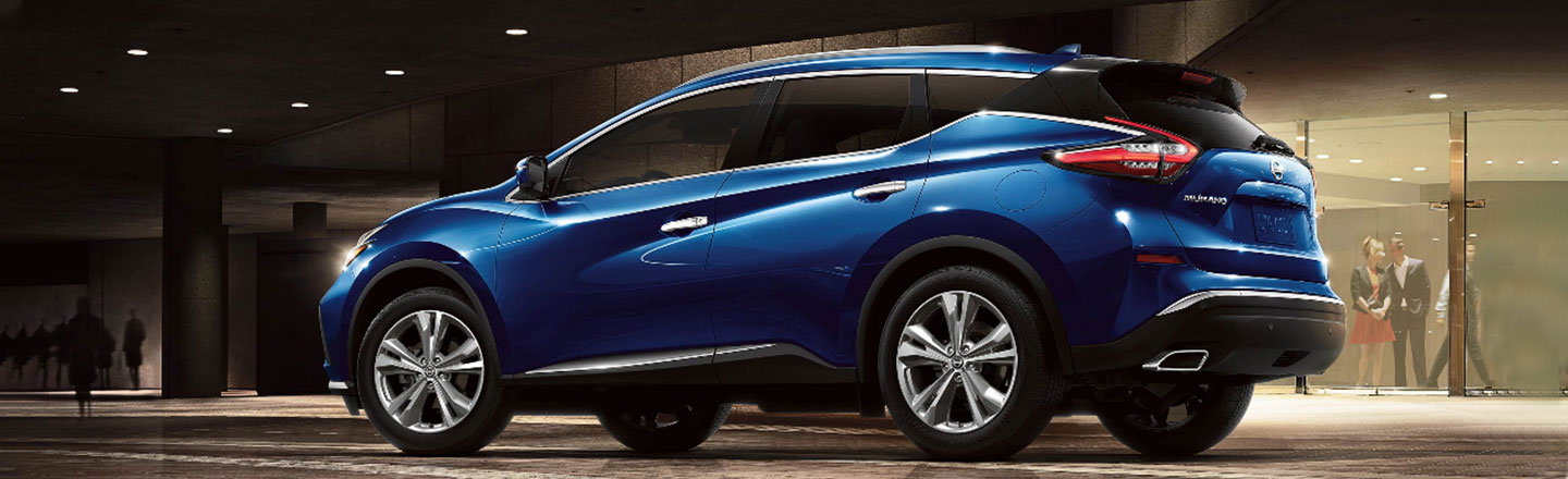 2020 Nissan Murano Crossovers At Benton Nissan of Oxford In Oxford, AL